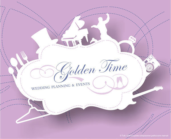 kikom studio grafico foligno perugia umbria Golden Time eventi